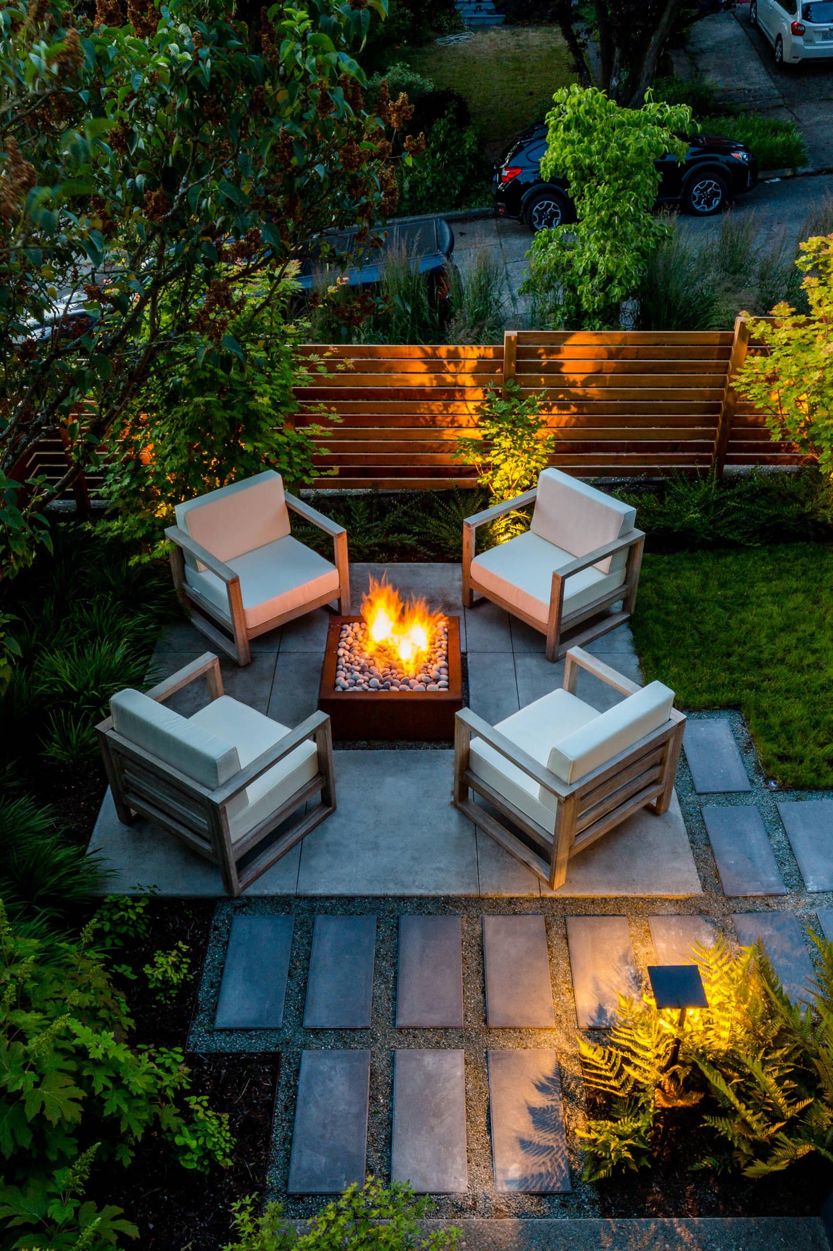 75 beautiful concrete paver landscaping