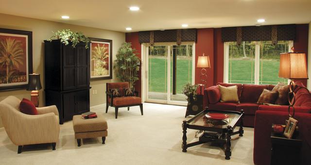 Beaugureau Studios Traditional Living Room Chicago By Beaugureau Studios Houzz