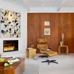 White Craftsman Fireplace Surround Houzz