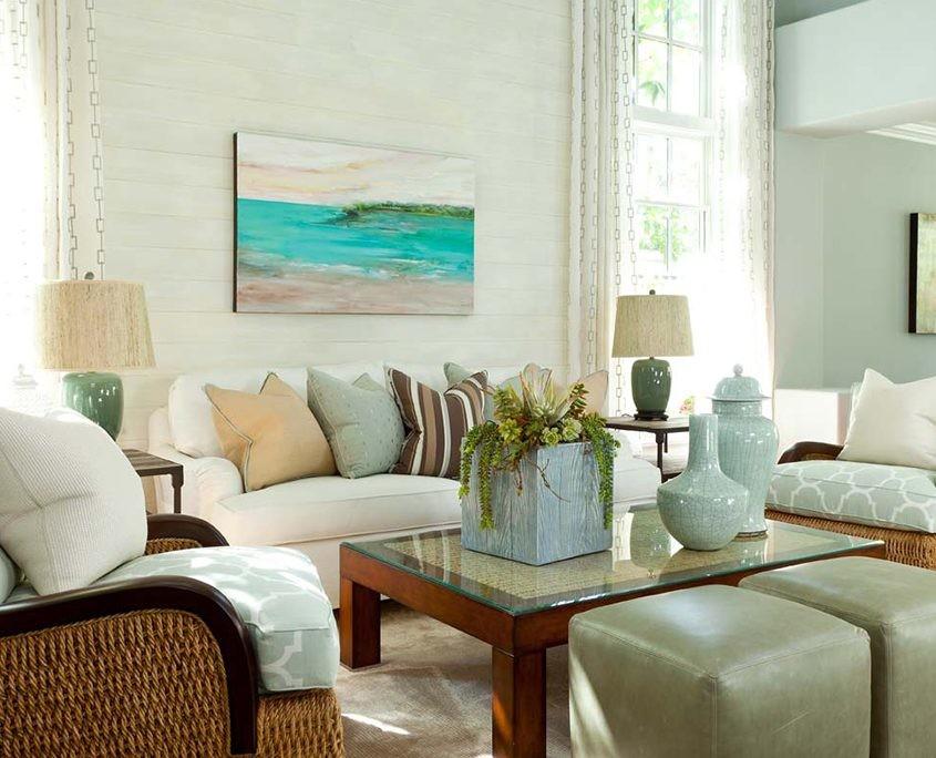 Seafoam Green Living Room Ideas Photos Houzz