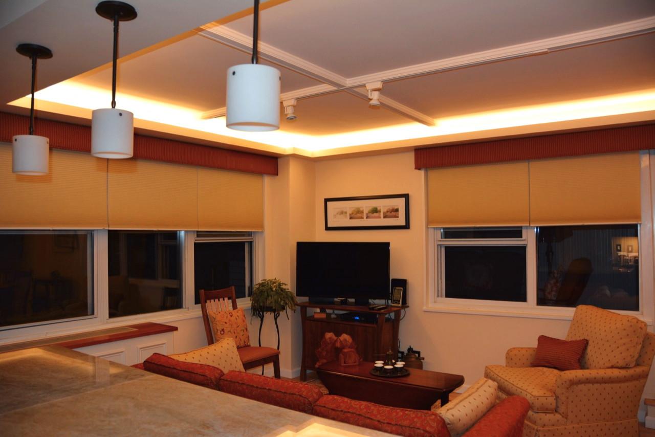 led ceiling cove lighting