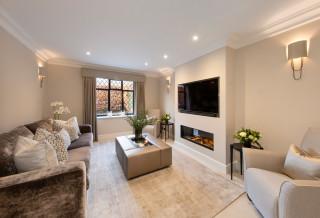 Brown Sofa Living Room Ideas And Photos Houzz