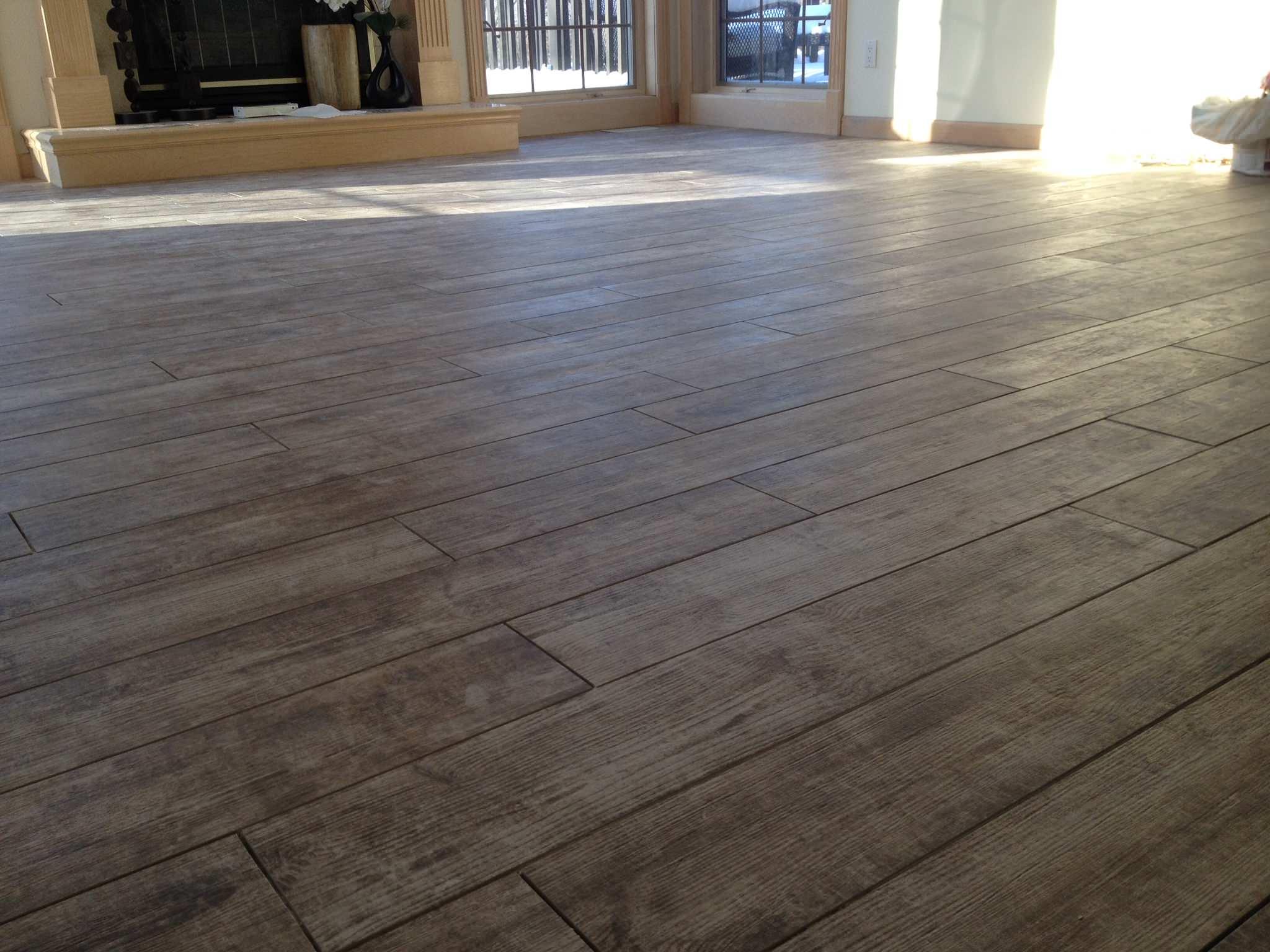 plank tile flooring houzz