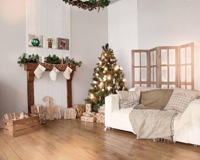 Il natale è un momento magico, pieno di tradizioni e con i suoi colori e la sua magia è capace di dar vita ad. 11 Idee Decorative Per Un Natale In Perfetto Stile Shabby Chic