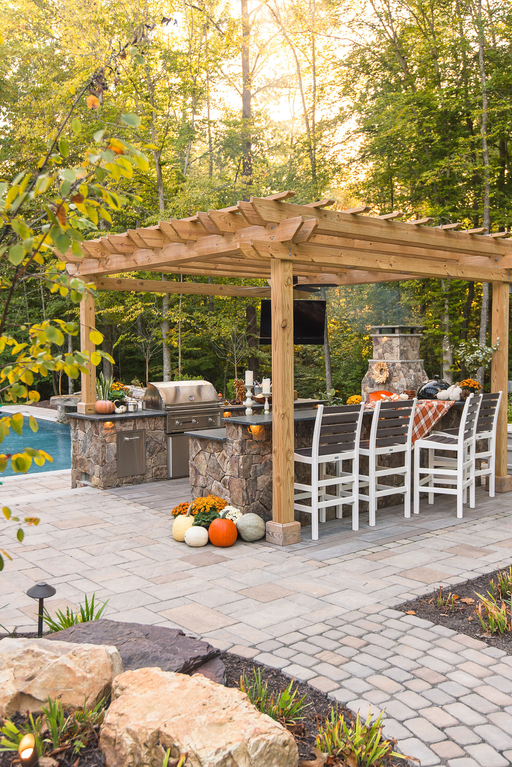 75 beautiful outdoor kitchen design
