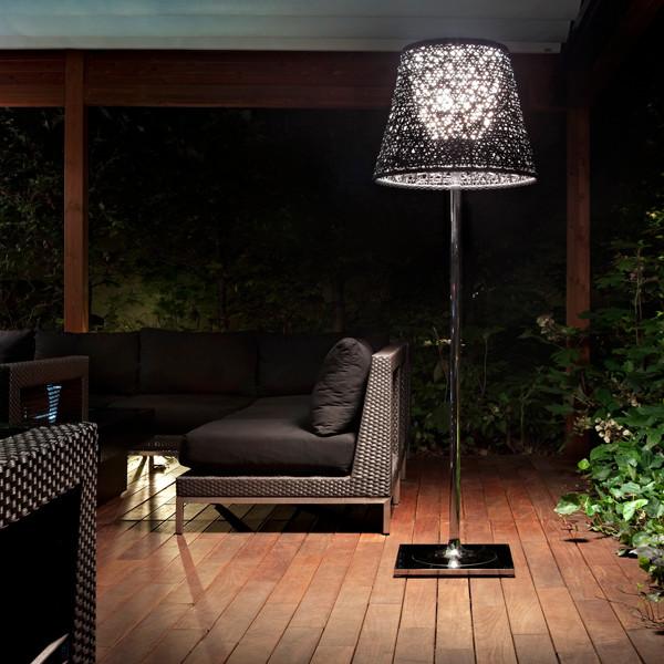 ktribe outdoor floor lamp