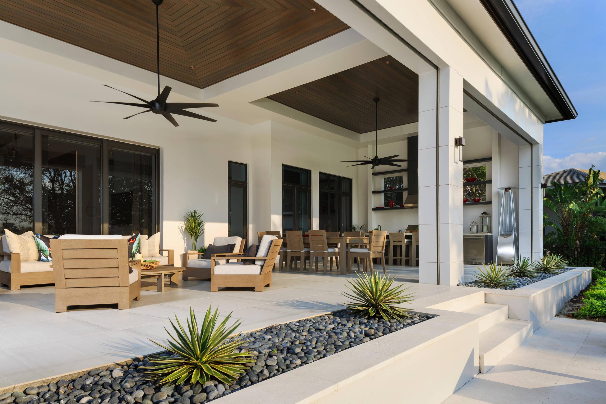 75 beautiful modern outdoor design