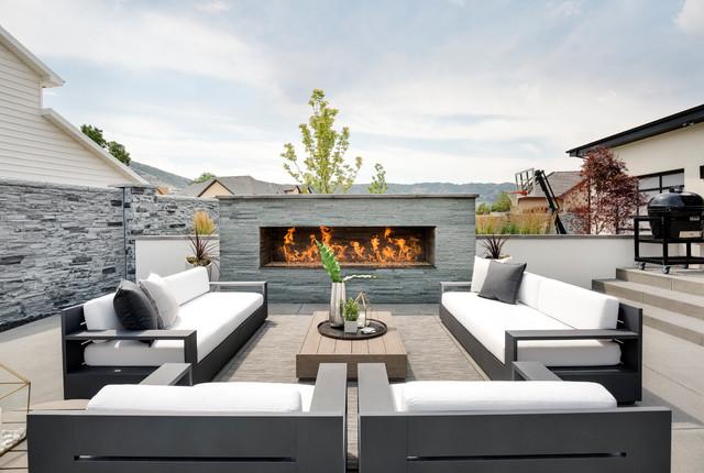 modern luxury patio salt lake city