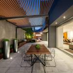 75 Beautiful Contemporary Patio With A Pergola Pictures Ideas February 2021 Houzz