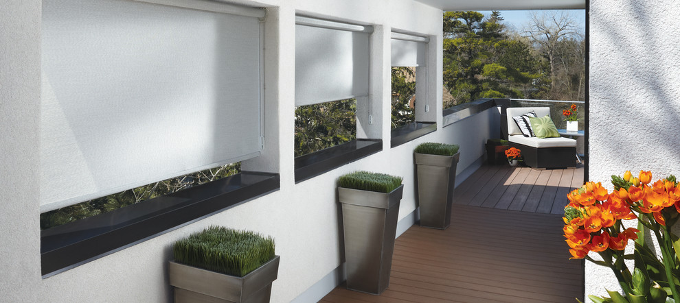 roller blinds outdoor curtains solar