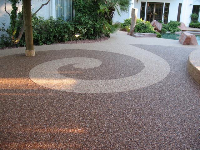 pebble stone coatings houzz