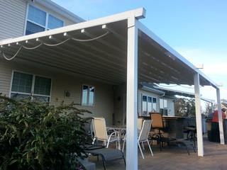 residential waterproof retractable