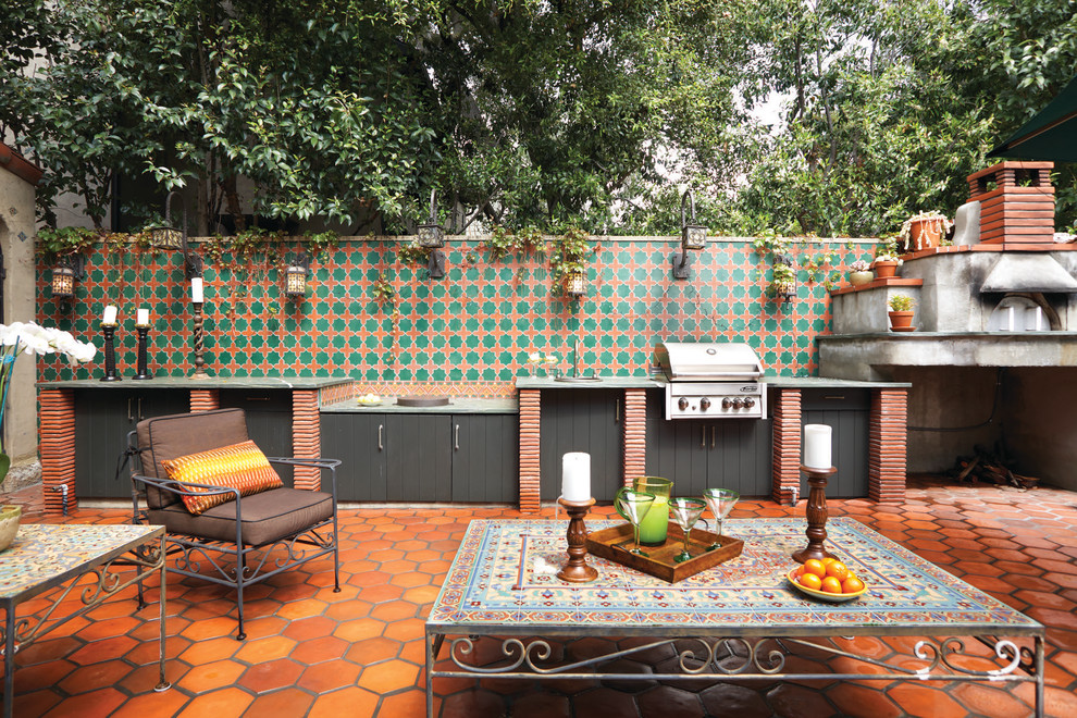 terra bella mediterranean patio