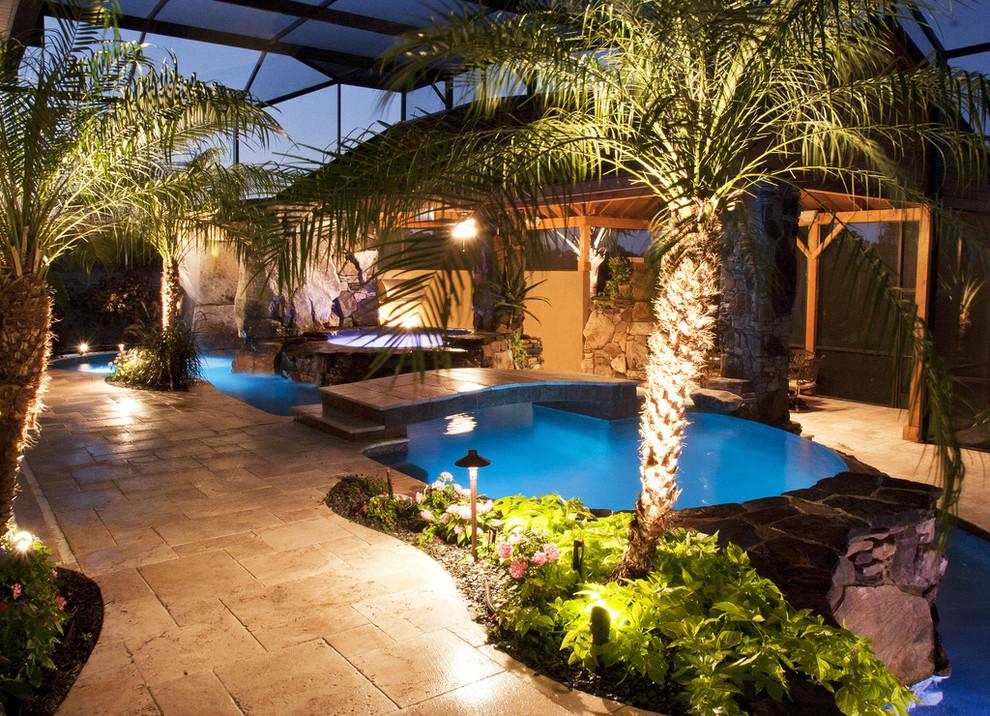 10+ Lagoon Style Pool Designs Gif