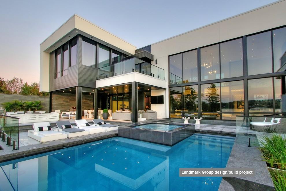 contemporary pool toronto