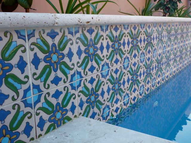 pool waterline tile perth