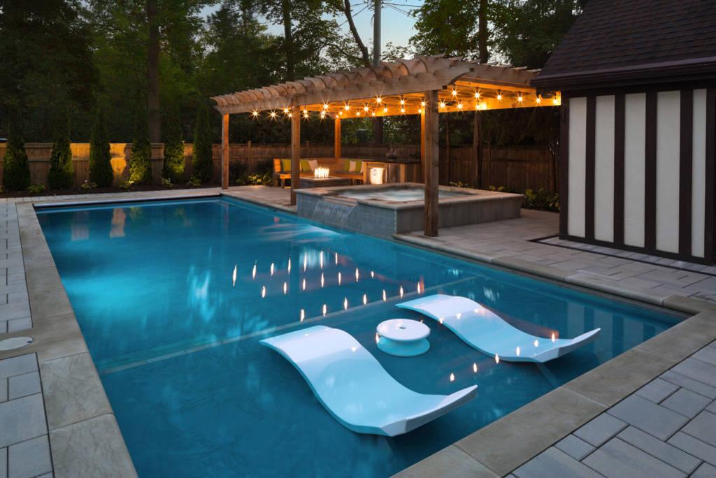 concrete paver pool pictures ideas
