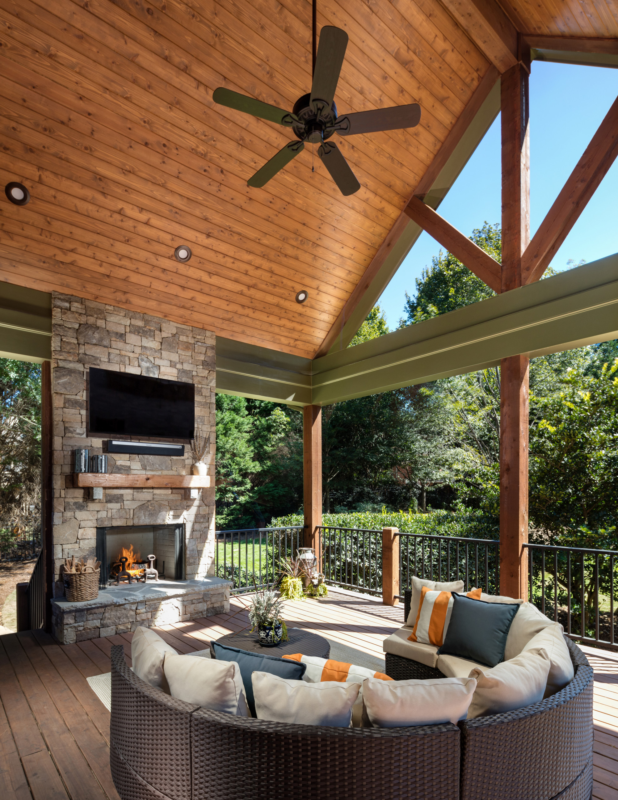 screened in porch pictures ideas