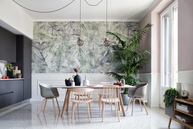 Nella stanza dei piccoli · 4. J50 Transitional Dining Room Milan By Studio Tenca Associati Houzz