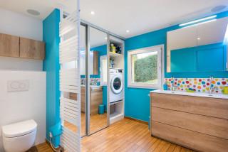 salle de bain pour enfant photos et