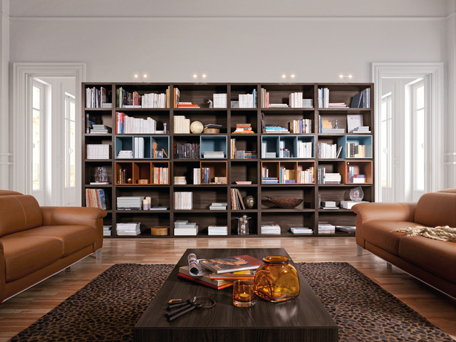 bibliotheque preface minimalistisch