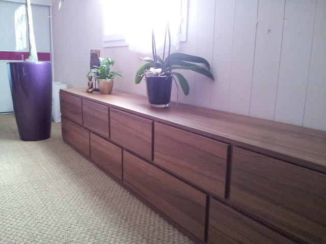 meuble bas moderne salon
