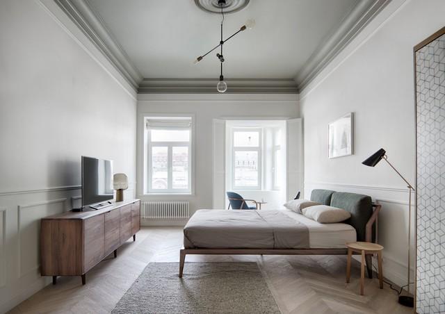 la chambre avec quel meuble tv