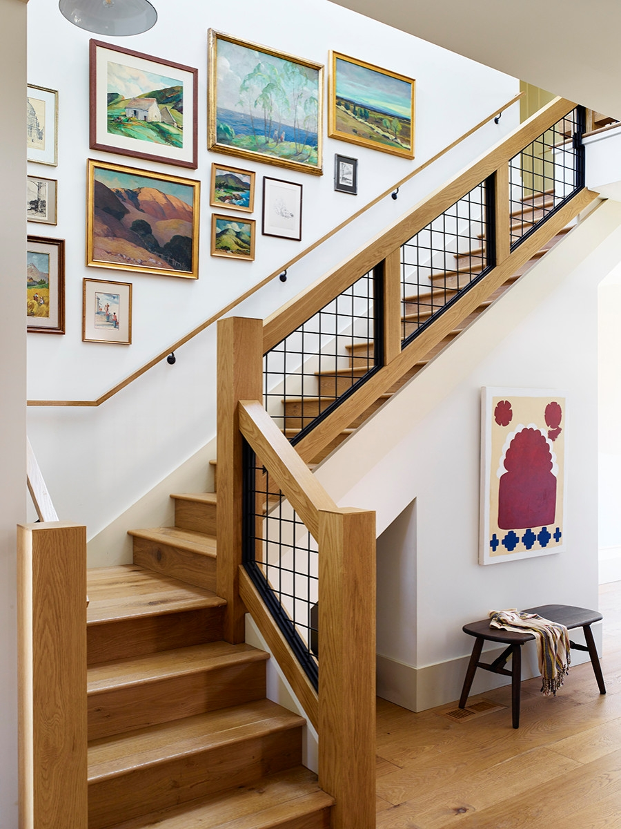 75 Beautiful Staircase Pictures Ideas September 2020 Houzz | Inside Home Stairs Design | Stunning | Amazing | Tiny | Normal | Staircase Design