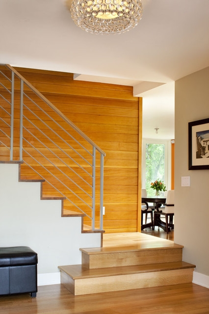Boulder Indoor Outdoor Living Remodel Modern Staircase | Modern Stairs Design Indoor | Contemporary | Concrete | Beautiful Modern | Fancy | Interior