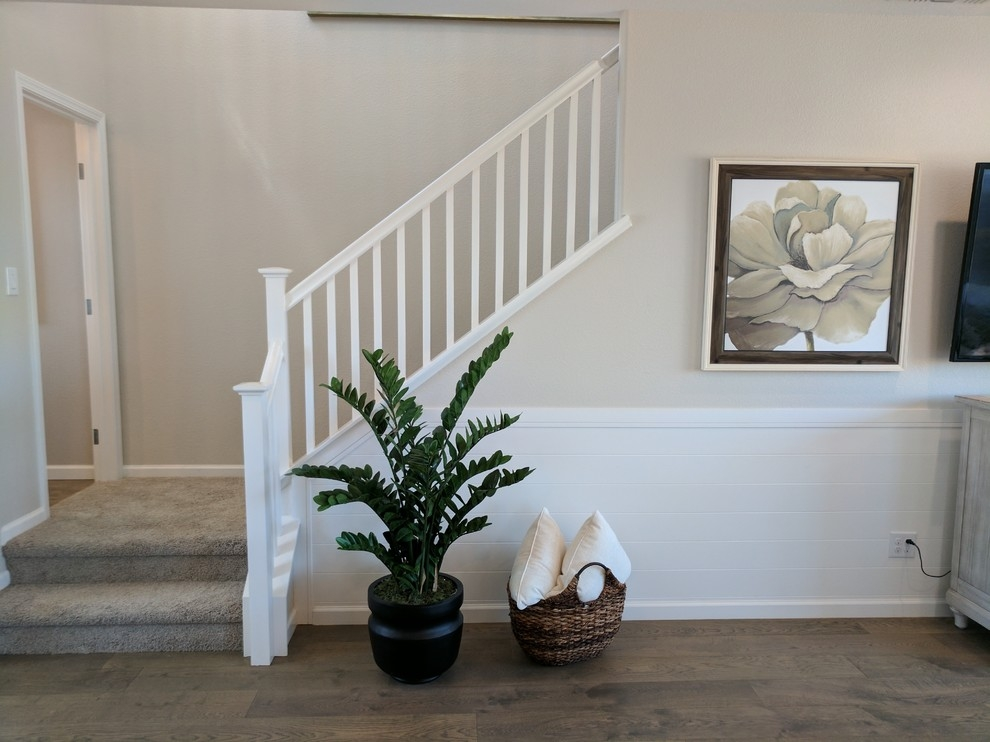 Craftsman Stair Railing Product Line Contemporary Staircase   Craftsman Stair Railing Designs   Homemade   Simple 2Nd Floor Railing Wood Stairs Iron Railing Design   Entryway Stair   Plain Traditional Stair   Floor To Ceiling