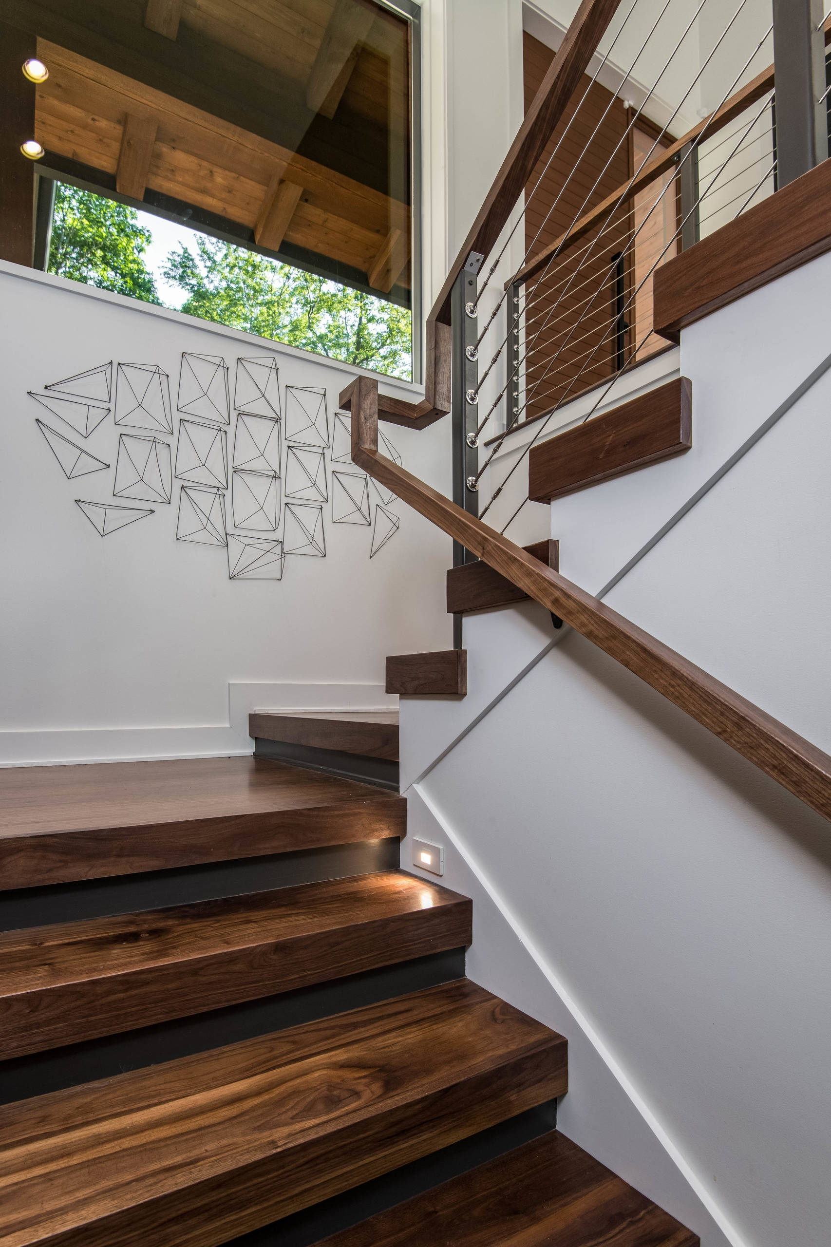 75 Beautiful Modern Staircase Pictures Ideas September 2020   Beautiful House Stairs Design   American   Fancy   Simple   Grill   Rich