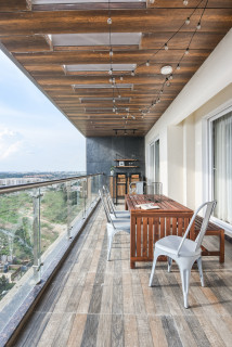 Terrace Balcony Design Ideas Inspiration Images January 2021 Houzz In