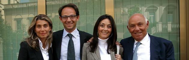 Fondiaria, buonuscita di 3,6 milioni per il figlio del ministro Cancellieri