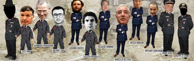 Trattativa, al via il processo a politici e boss. Tra storia e codice penale