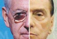 Monti - Berlusconi
