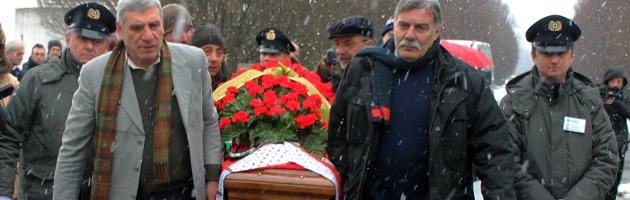 Brigate Rosse, tutti gli ex militanti ai funerali di Gallinari (foto)