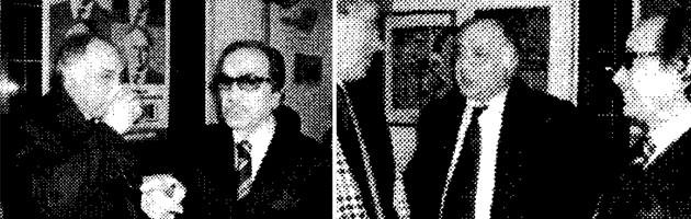 Mafia a Milano, la foto dell'assessore Zambetti con il boss della cosca Morabito