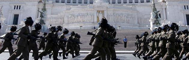 Due giugno, la festa della Repubblica che spende 5,4 miliardi per armarsi