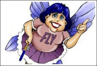 Il logo di FlyLady