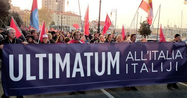 """Movimento Trieste Libera, ultimatum all'Italia: """"Zona franca o secessione"""""""