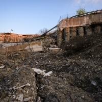 La discarica fu aperta nel 2007 in piena emergenza rifiuti