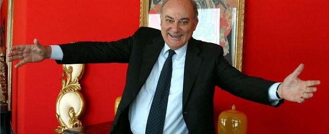 Il presidente del Censis Giuseppe De Rita ha sistemato il figlio Giorgio, ma non accetta critiche