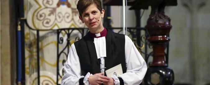 """Regno Unito, consacrata prima donna vescovo. Prete grida: """"Not in my name"""""""