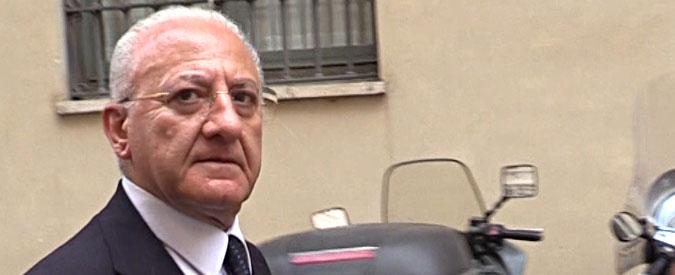 Risultati immagini per IL GOVERNO PREMIA DE LUCA COMMISSARIO ALLA SANITA' IN CAMPANIA