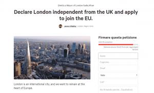 change.org london
