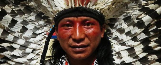 Olimpiadi Brasile 2016, i media del mondo rompano il silenzio sul massacro degli indios