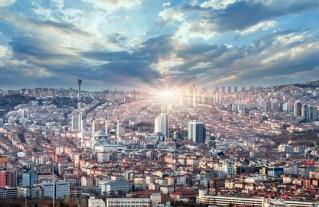 Ankara, capitale turca