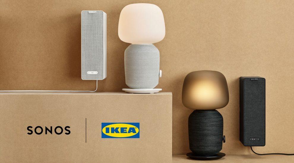 Ikea Symfonisk è La Nuova Lampada Da Tavolo Smart Con