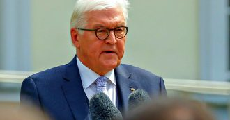 World War II, 80 years after the outbreak, the German head of state Steinmeier: