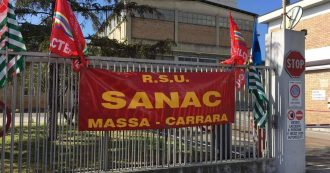 Ex Ilva, the side effects of Arcelor Mittal's disengagement: 400 Sanac workers at risk